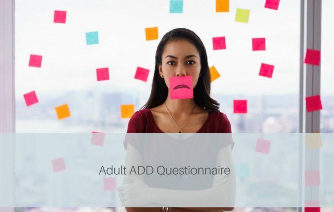 ADD Questionnaire - Tabitha Hume