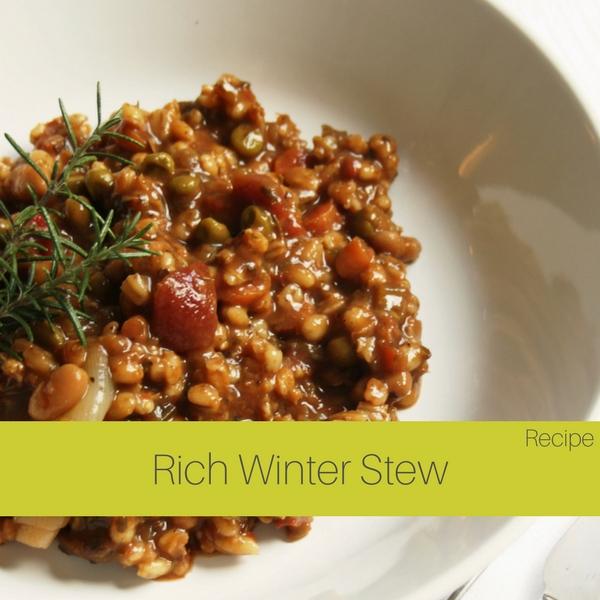 Rich Winter Stew