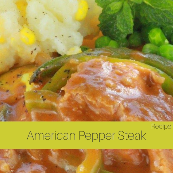 American Pepper Steak