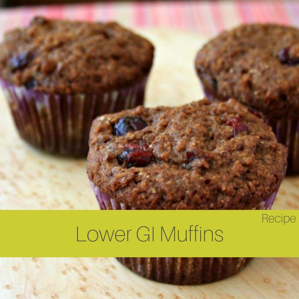 Lower GI Muffins