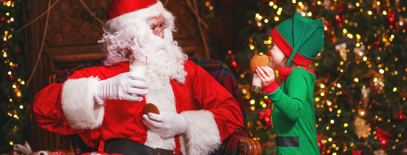The Real reason that Santa has a fat belly - Tabitha Hume